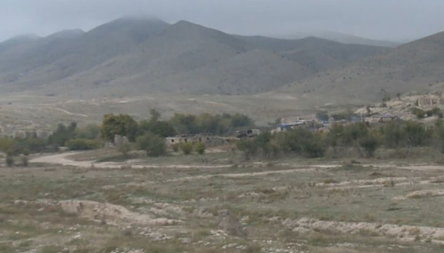 Cəbrayıl rayonunun Minbaşılı kəndi
