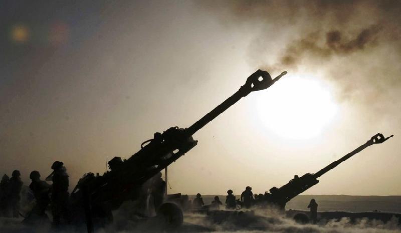 MN: Ermənistan kəndlərimizi raket və artilleriya atəşinə tutur