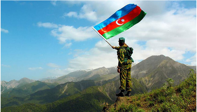 Azerbaycan Bayra