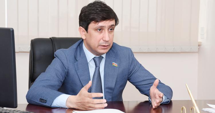 Cavid Osmanov - Deputat