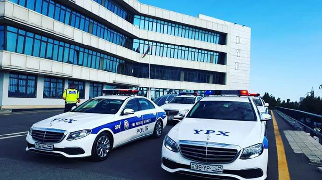 DYP - Dövlət Yol Polisi