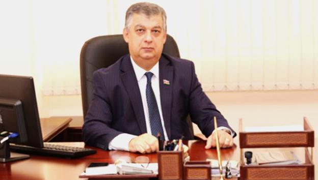 Əli Məsimli - Deputat