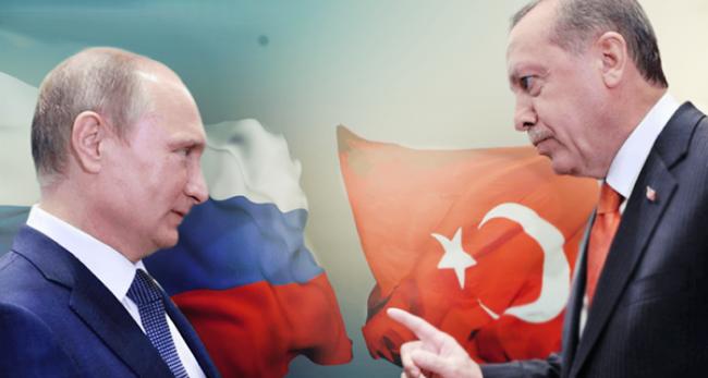 Putin - Ərdoğan