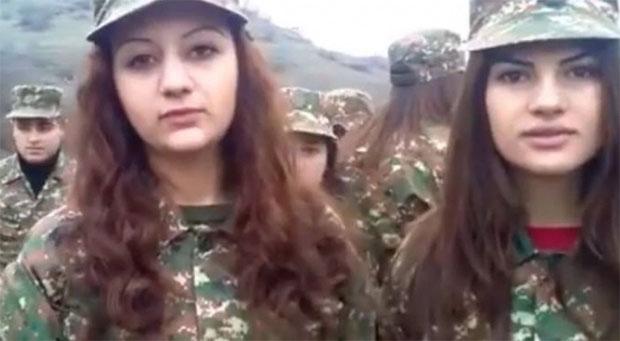 Erməni qızları