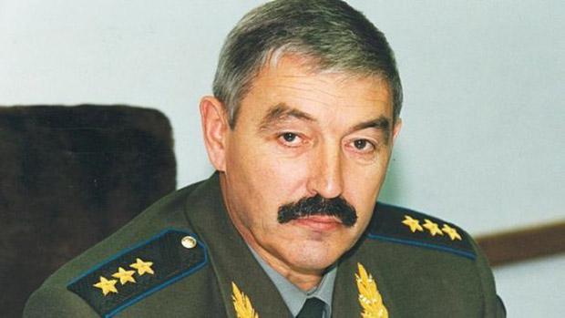 Georgi Şpak - Rusiyalı general