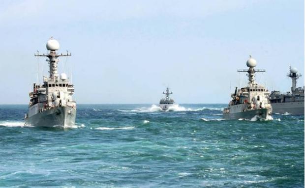Hərbi gəmilər