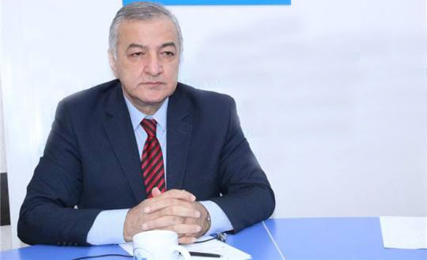Ilham Ismayıl