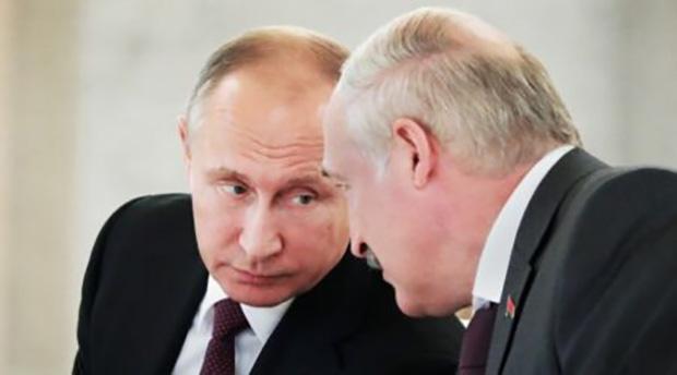 Vladimir Putin, Aleksandr Lukaşenko