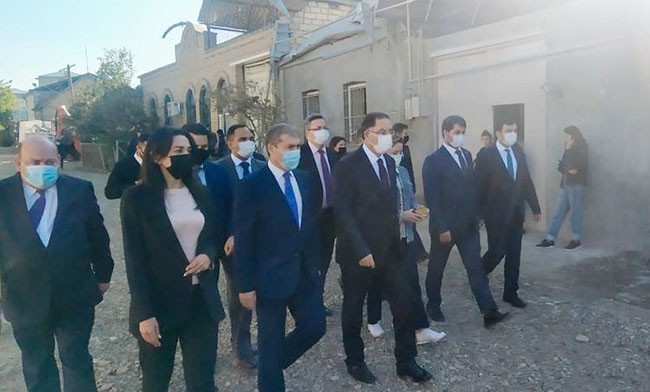 Şərəf Malkoç - Ombudsman