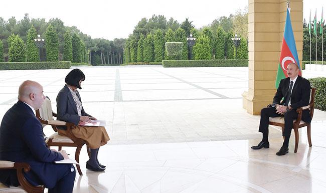 İlham Əliyev - Nikkei