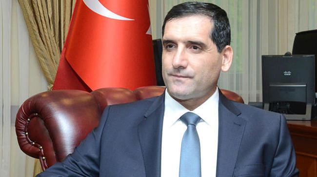 Erkan Özoral - Səfir