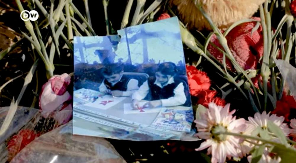 """Almaniyanın """"Deutsche Welle"""" telekanalında Ermənistanın Gəncəyə raket hücumu barədə reportaj yayımlanıb"""