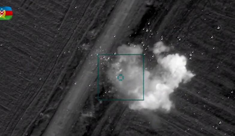 Ermənistan silahlı qüvvələrinin Qubadlı istiqamətindəki bölmələri məhv edilib - Video