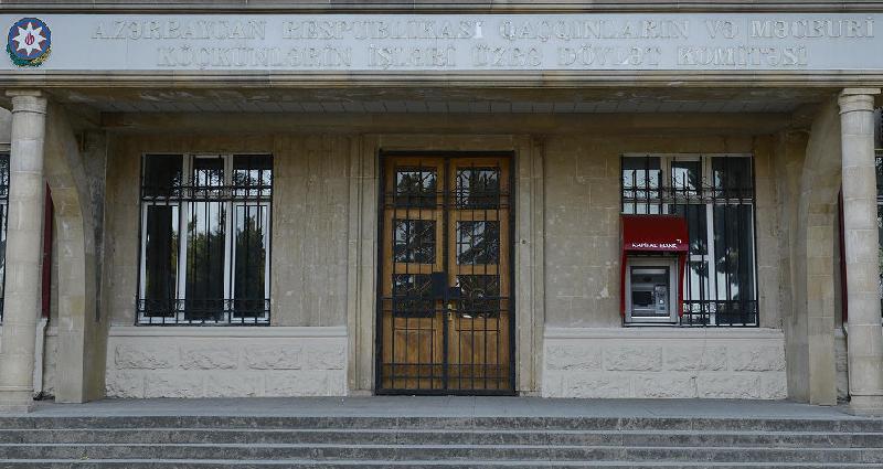 Qaçqın və Məcburi Köçkünlərin İşləri üzrə Dövlət Komitəsi