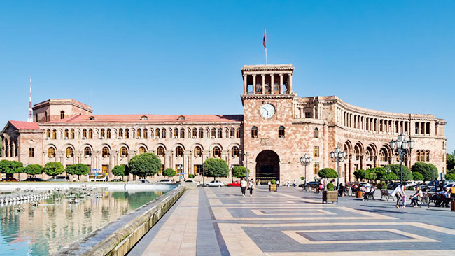 İrəvan, Ermənistan