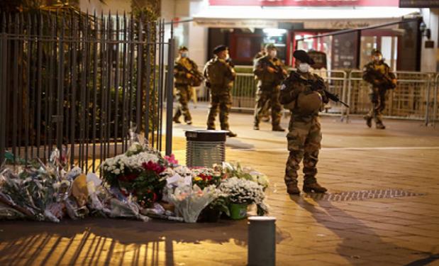 Fransada terror xofu yaranıb
