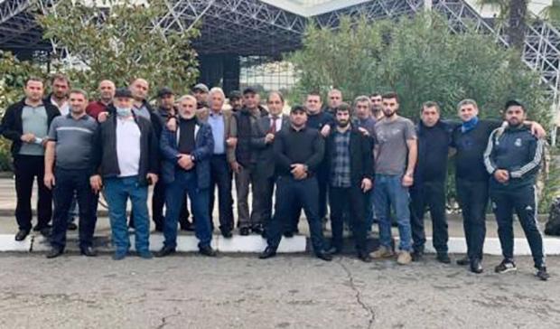 Abxaziya erməniləri