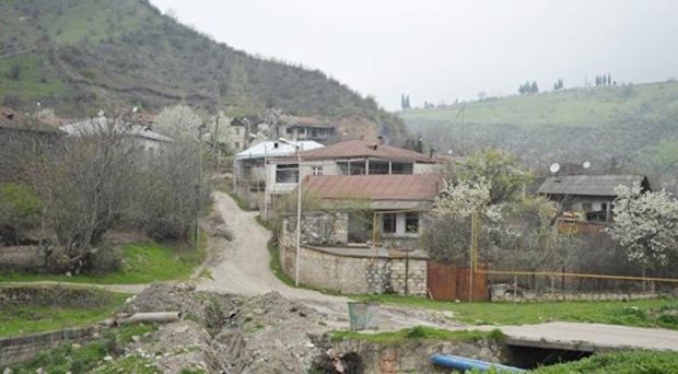 Agdamın kəndi