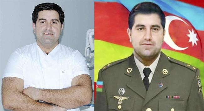 Şəhid həkim Tariyel Salmanov