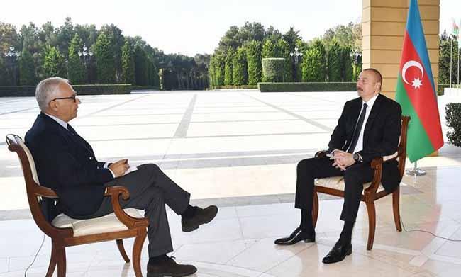 Ilham Əliyev - La Republica