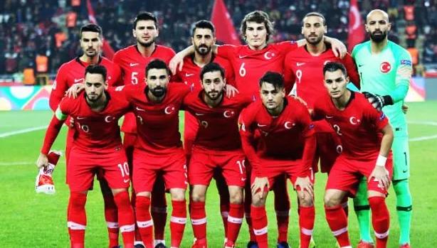 Türkiyə millisi