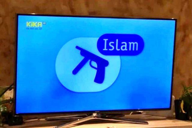 Avropanın uşaq telekanalı İslama toxunan qalmaqallı görüntülər verib - Foto