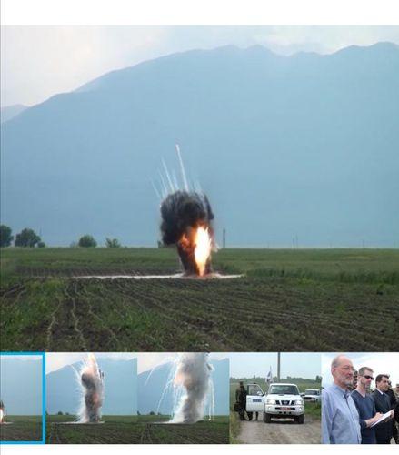 """Hikmət Hacıyev: """"Ermənistanda fosfor silahının istifadəsi geniş praktikaya malikdir"""" - Foto"""