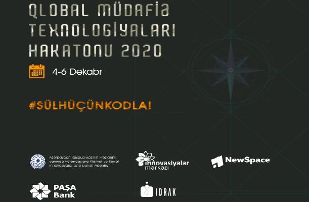 """Azərbaycanda ilk dəfə """"Qlobal Müdafiə Texnologiyaları Hakatonu"""" keçiriləcək"""