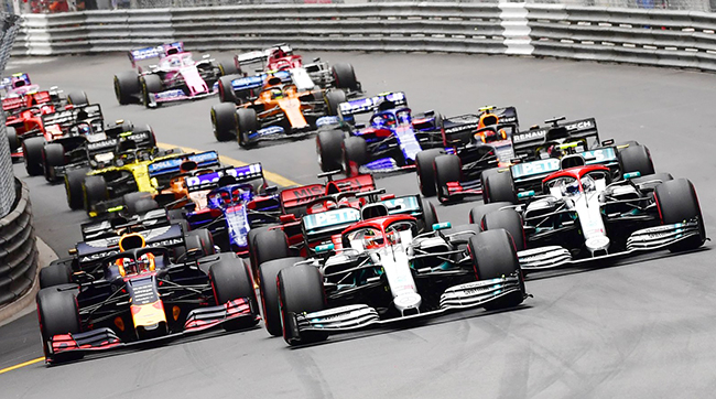 Formula - 1