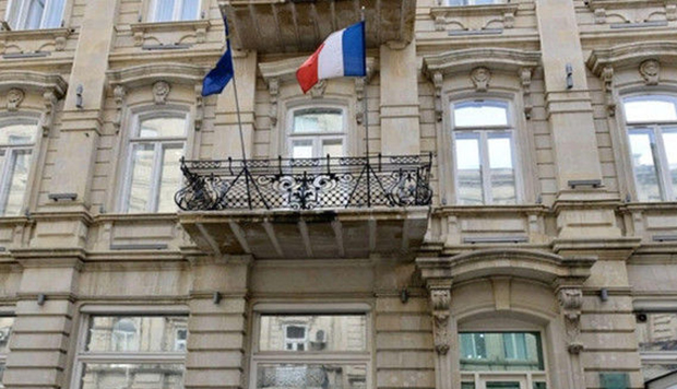 Fransa səfirliyi