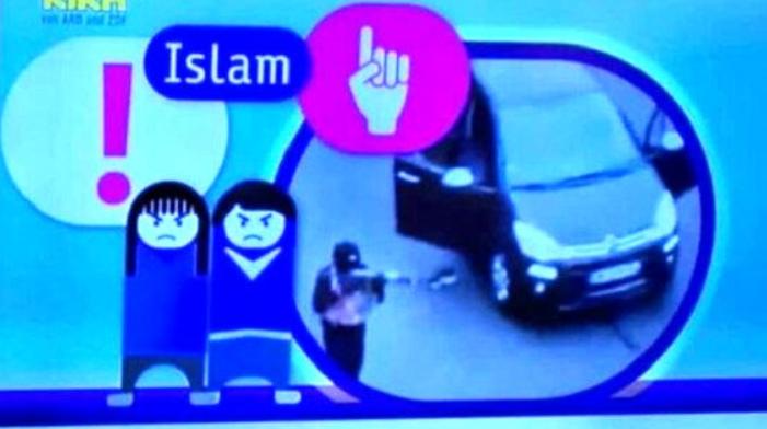 Avropanın uşaq telekanalı İslama toxunan qalmaqallı görüntülər verib