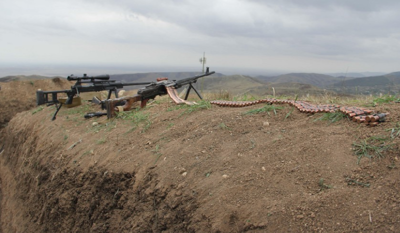Ermənistana Qarabağdan silah-sursat daşınır - Video