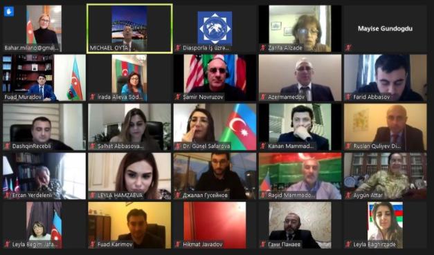 Dünya azərbaycanlıları Şuşa şəhərinin azadlığını qeyd edir