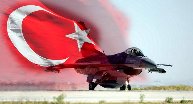 Türkiyə F-16