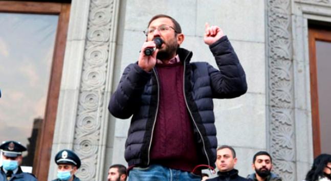 """Qeqam Manukyan, """"Daşnaksutyun"""" partiyasının üzvü"""