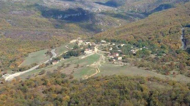 Şurnux qəsəbəsi