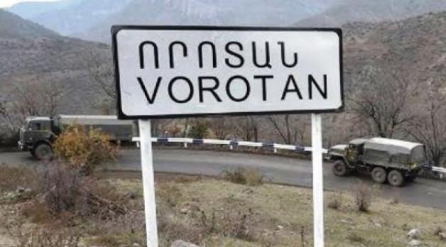 Şahverdilər kəndinə gedən yol