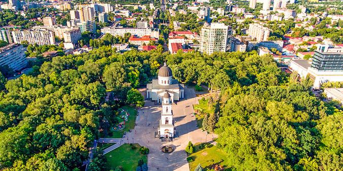 Kişinyov, Moldova