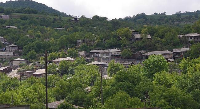 Zeyvə (David bek) kəndi