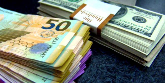 Dollar-Manat, USD-AZN