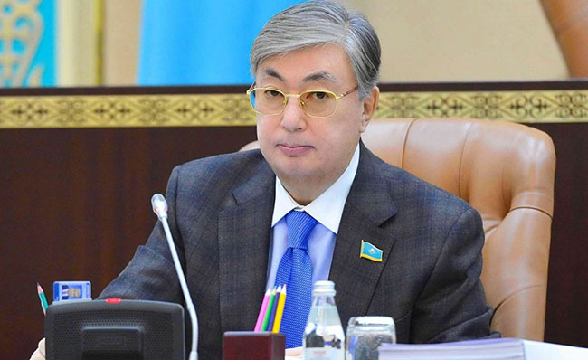 Kasım-Jomart Tokayev