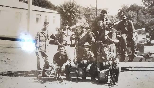 Müharibə veteranları