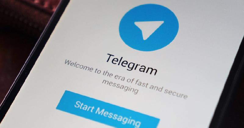 Telegram sosial şəbəkəsi