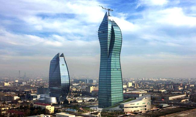 SOCAR Tower, Bakı, Azərbaycan
