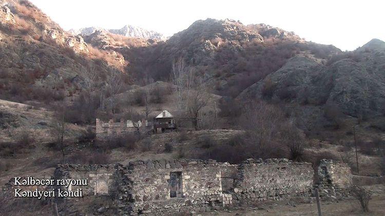 Kəlbəcərin Kəndyeri kəndi