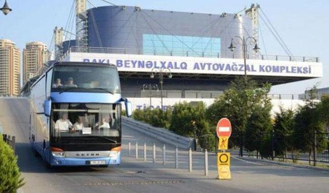 Avtovağzal - avtobus