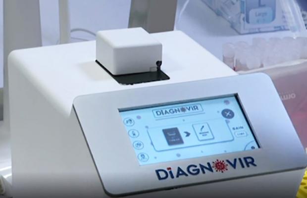 Diagnovir - Türk aparatı
