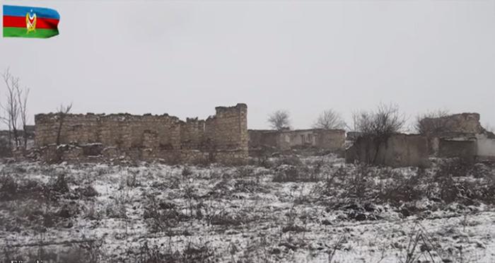 Füzuli rayonunun Yuxarı Əbdürrəhmanlı kəndi
