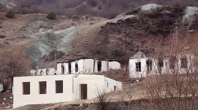 Kəlbəcər rayonunun Qamışlı kəndi