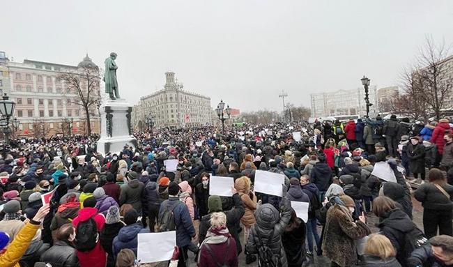 Moskva aksiya